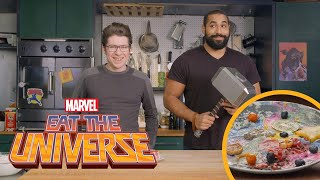 Eat the Universe: Episode 4 - Cosmic Yogurt Bowls (ft. John Urschel)