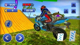 Фото Water Surfer Bike Beach Racing - Android GamePlay On PC