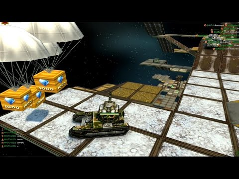 Tanki Online Gold Box Video #1 by Oufa