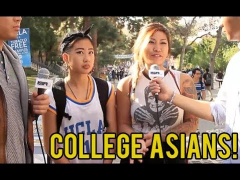 ASIANS TAKING OVER COLLEGE?! - Level: Asian - Fung Bros