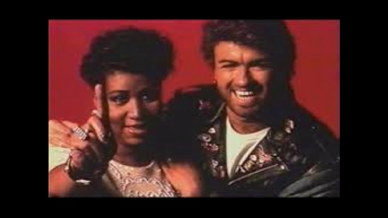 I Knew You Were Waiting - Aretha Franklin And George Michael - 1987