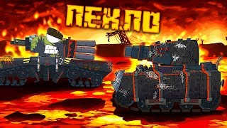 Hellish hell - Cartoons about tanks