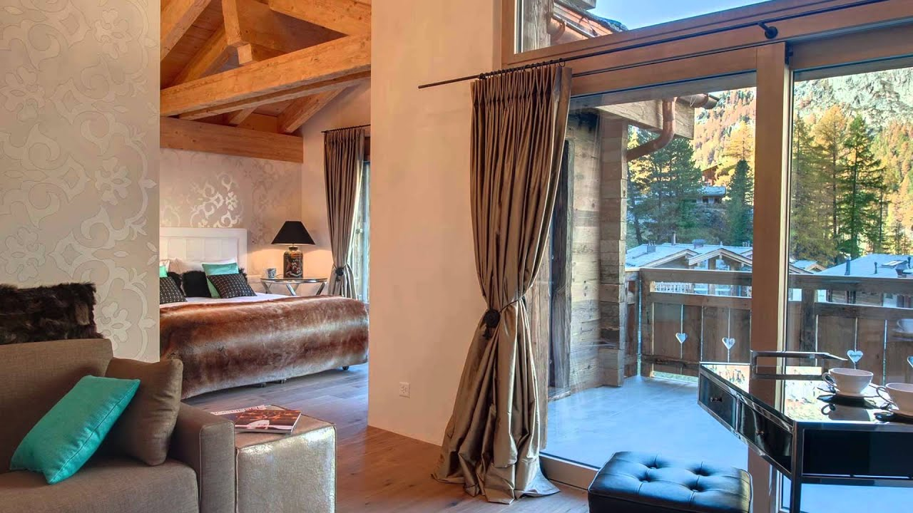 Chalet White Pearl Luxury Ski Zermatt Switzerland