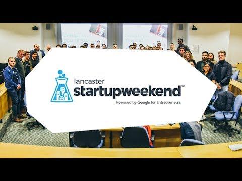 Startup Weekend Lancaster 2018