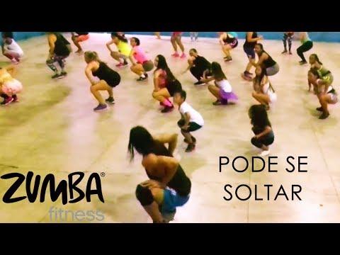 ZUMBA - Pode Se Soltar | Jerry Smith | Professor Irtylo Santos thumbnail