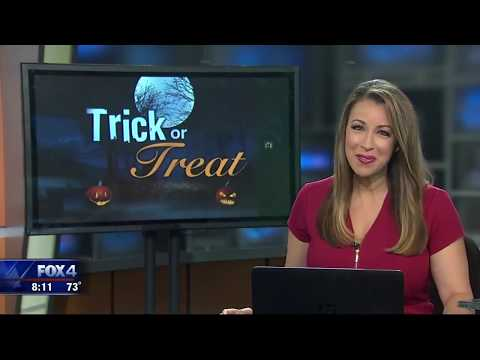 Trick or Treat? Watch us on Fox 4
