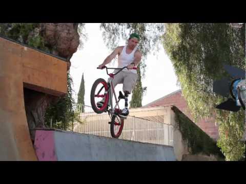 Kurt Yaeger  Flip on BMX by Amputee
