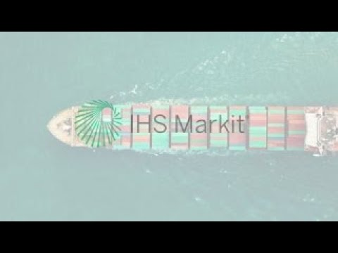 IHS Markit Maritime & Trade Overview