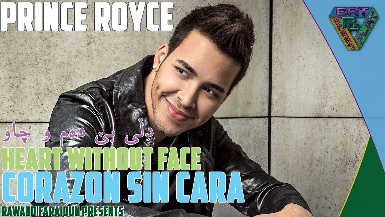 Prince royce corazon sin cara spanish letra english lyrics - Sin cara definition ...
