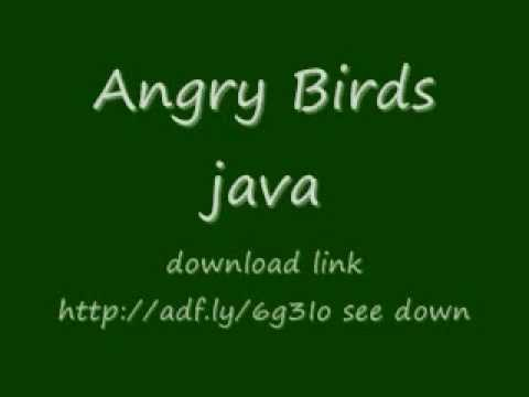 Download Angry Birds Java Game