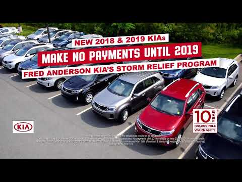 Fred Anderson Kia of Raleigh - Model Year End Countdown