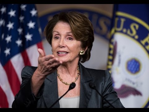 Pelosi Calls for Congressional Action in Veterans Affairs Scandal