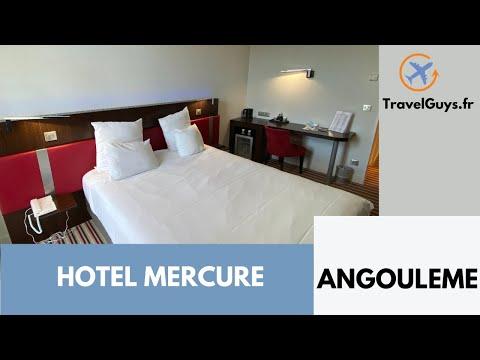 Mercure Angoulême - Chambre classique