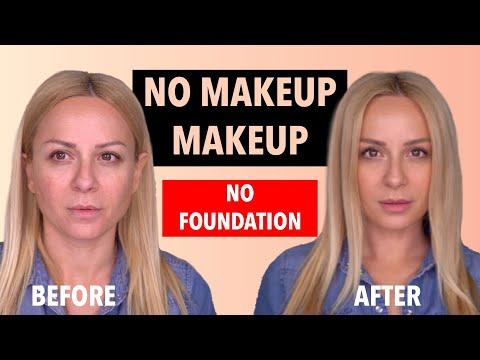 Μακιγιάζ χωρίς να φαίνεσαι βαμμένη και χωρίς Foundation | Gina