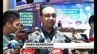 Mendagri Sebut Jakarta Seperti Kampung, Ini Respon Anies