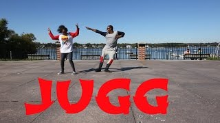 Jugg- Fetty Wap Official Dance Video|@juliusjones_ choreography