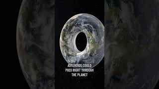 Top 3 Benefits of Earth Being Shaped Like a Donut #Shorts