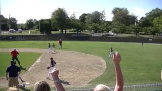 Thurmont Little League 9/10 All-Star Team Bridging the Gap - August 12, 2015