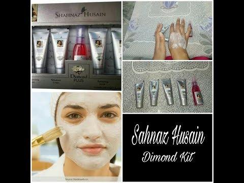 Shahnaz Husain facial kit Review in hindi//How to use Shahnaz Husain Facil kit at home