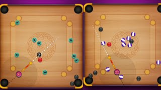 Delhi ep 130//online carram tournament game