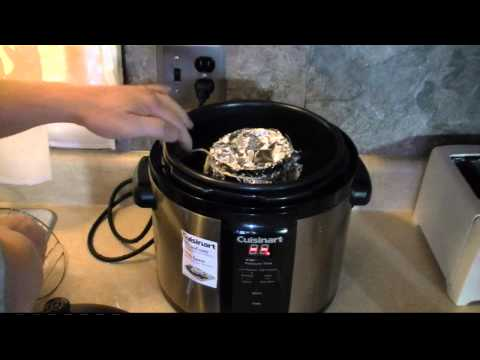 Pressure Canner Vs Pressure Cooker Make Bread in a Pressure Cooker