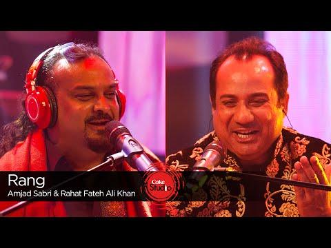 Coke Studio Season 9| Rang| Rahat Fateh Ali Khan & Amjad Sabri