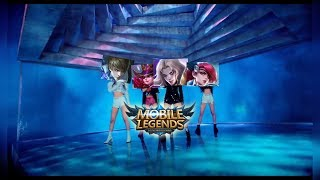 What If Blackpink Ddu-du Ddu-du Play In Mobile Legends  | Mobile Legends