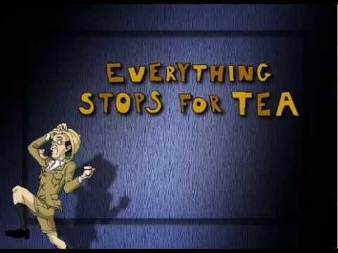 Everything Stops for Tea - Professor Elemental