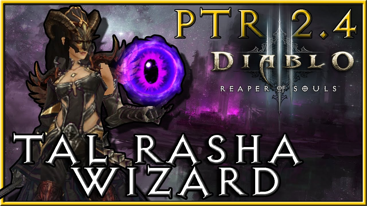 Wizard Diablo  Tal Rasha Build