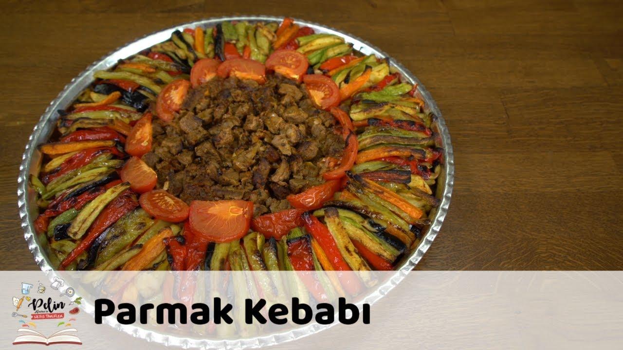 Parmak Kebabı Tarifi Videosu