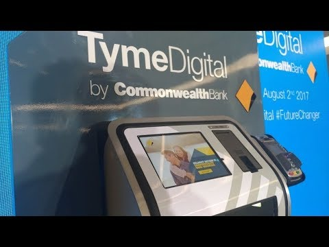 The First Tyme Digital Commonwealth Bank Launch 2017