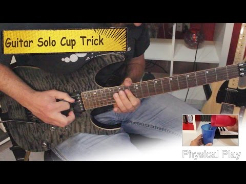 Your Solos Can Be Better With This Cup Trick