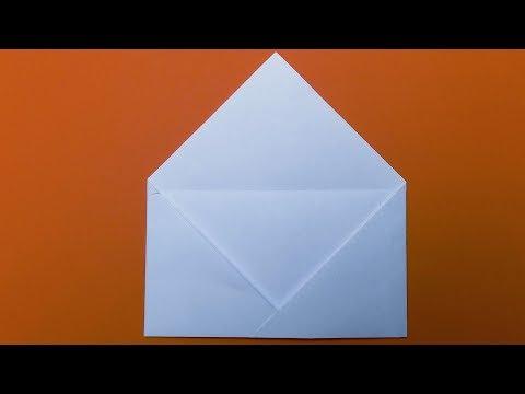 Mudah Origami Amplop Tutorial 💌 DIY 💌 Kertas Kawaii