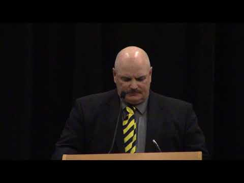 Dan McDermott Colorado Dugout Club Hall of Fame Acceptance Speech