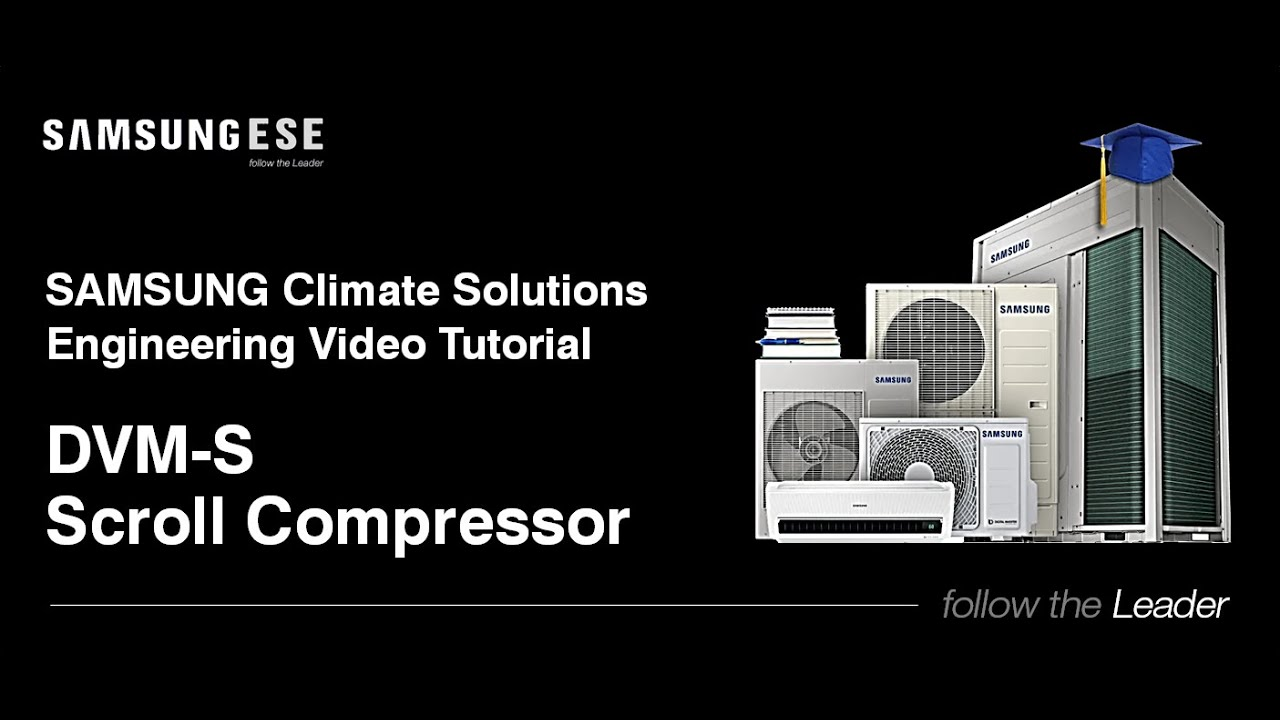 Samsung Dvm S 2014 Inverter Compressor Redefining