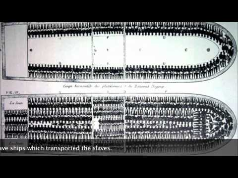 The Middle Passage Slave Trade