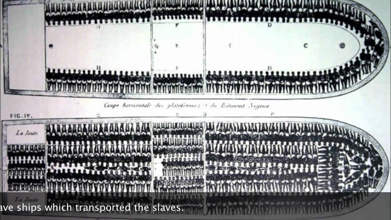 The Middle Passage Slave Trade - YouTube