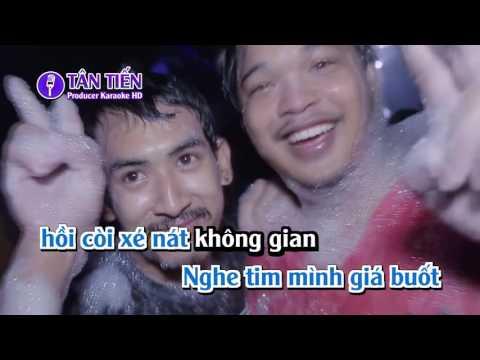 Karaoke remix - Sau Le Bong