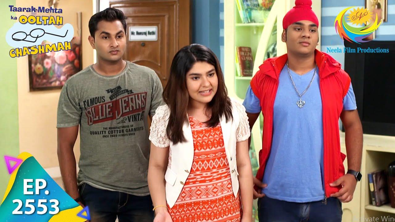 Download Taarak Mehta Ka Ooltah Chashmah - Episode 2553 - Full Episode