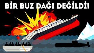 Titanik Kazazedesi, Gemiyi Yok Edenin Buzdağı Olma