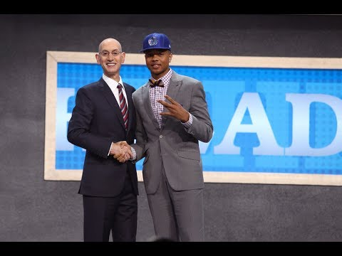 Download Youtube: Markelle Fultz Drafted 1st Overall By Philadelphia 76ers In 2017 NBA Draft
