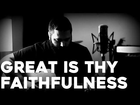 Great is Thy Faithfulness by Reawaken (Acoustic Hymn) - YouTube