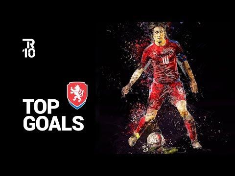 Rozlučka TR 10: Top góly Tomáše Rosického