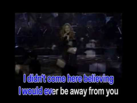 Love by grace - Lara Fabian (Karaoke)