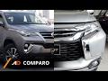 Toyota Fortuner vs Mitsubishi Montero Sport - AutoDeal Comparo