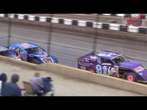Salina Speedway - 9-30-18 - Mid America Clash 6 - Sport Mod A Feature