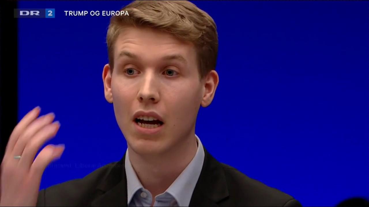 DR2 Debatten Skal Europa følge Trumps USA