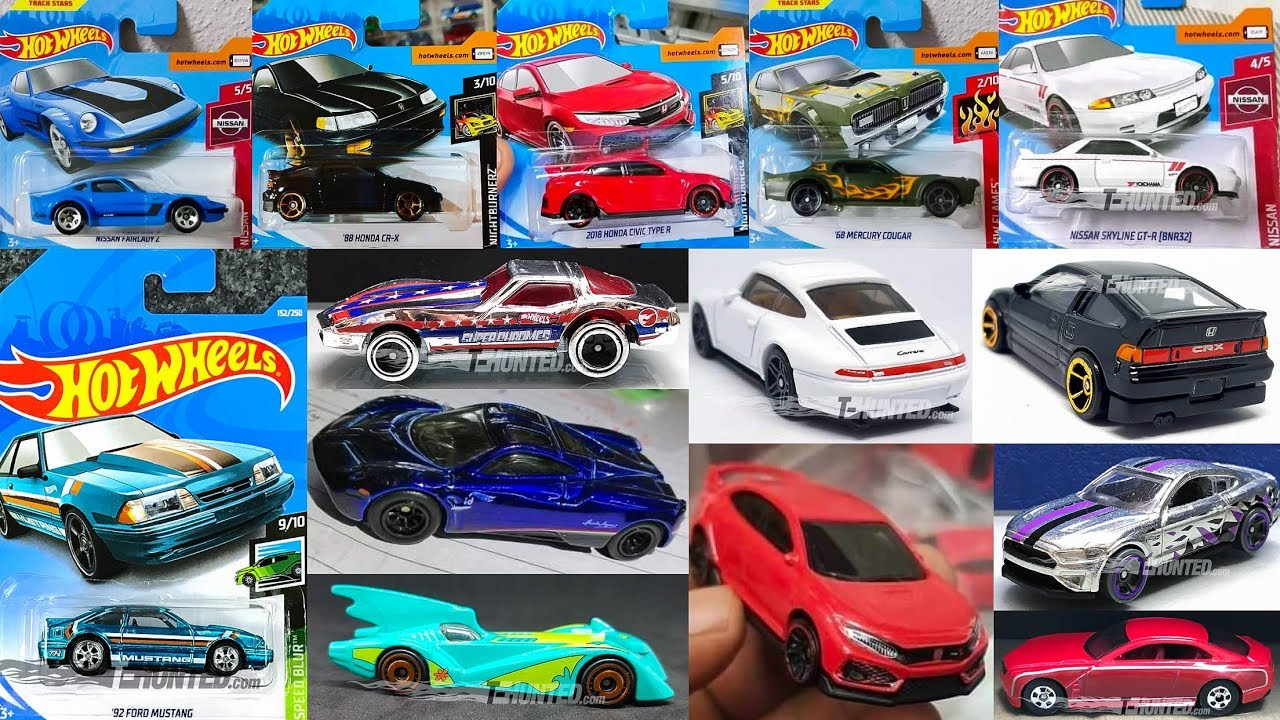 new 2019 hot wheels cars super treasure hunts and more. Black Bedroom Furniture Sets. Home Design Ideas