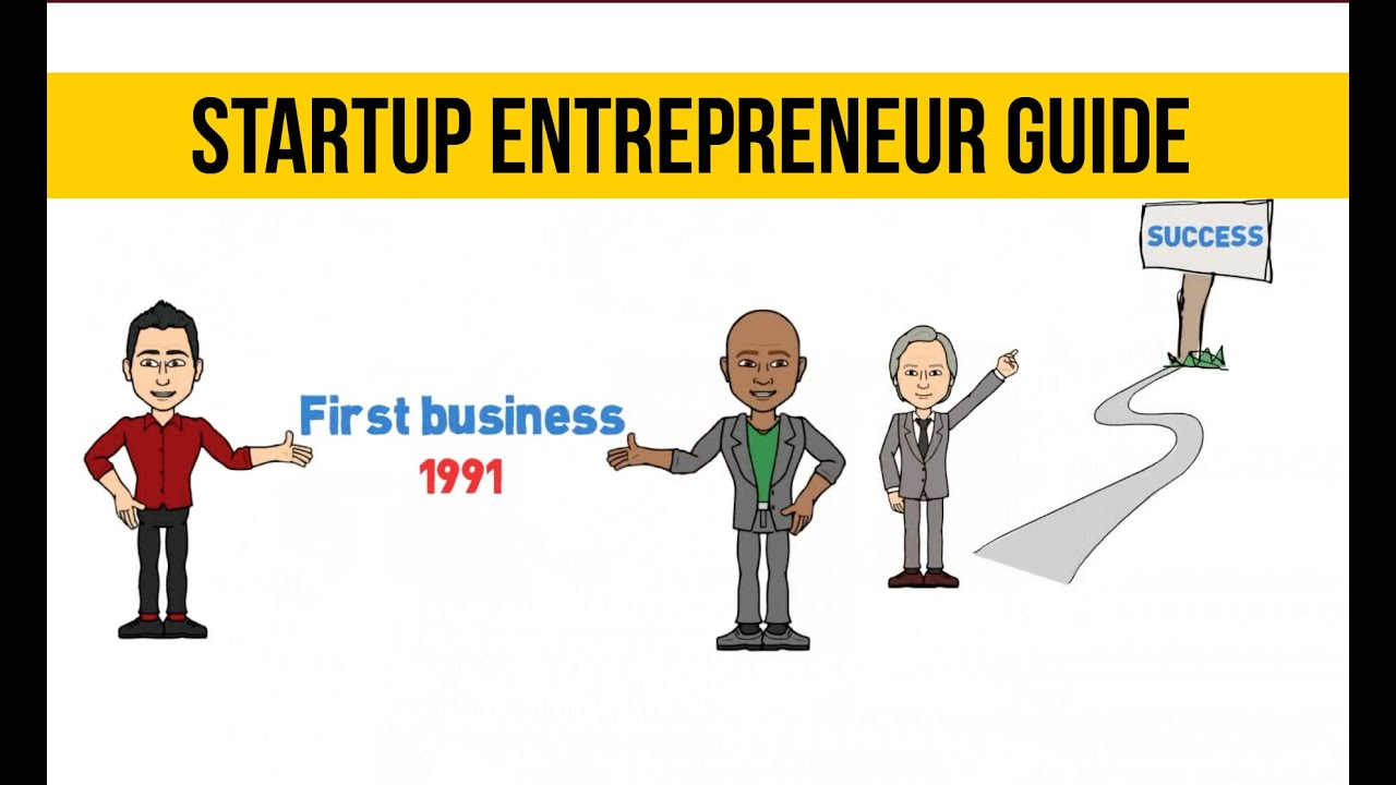 The Startup Entrepreneur Guide To Starting A Business