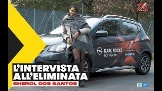 L'intervista all'eliminata Sherol Dos Santos | Live Show 6